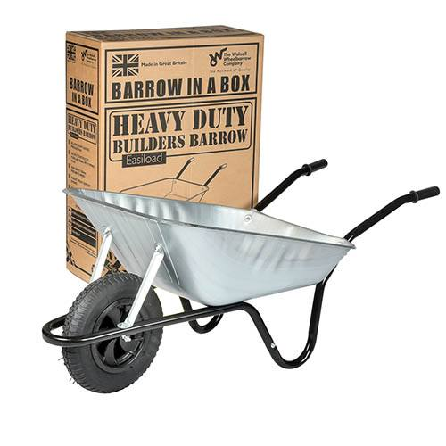 The Easiload Builders Barrow in a Box