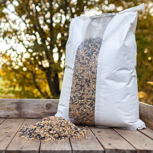All Year Round DeLuxe 14Ingredient Wild Bird Food