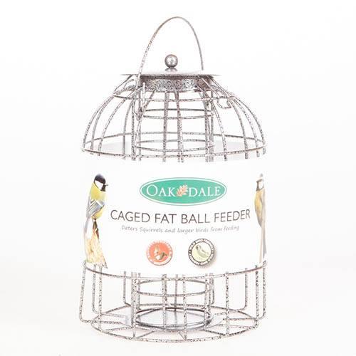 Squirrel Resistant Fat Ball Feeder