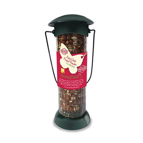Prefilled Easy Fill & Clean Peanut Feeder
