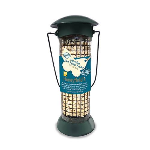 Prefilled Easy Fill & Clean Suet Pellet Feeder