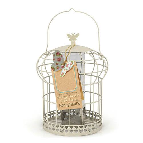 Cottage Garden Squirrel Proof Seed Feeder