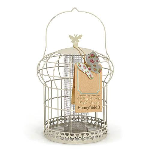 Cottage Garden S/Proof Peanut Feeder