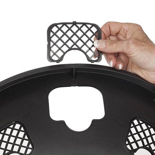 Set of 4 Easy Fill Hanging Baskets
