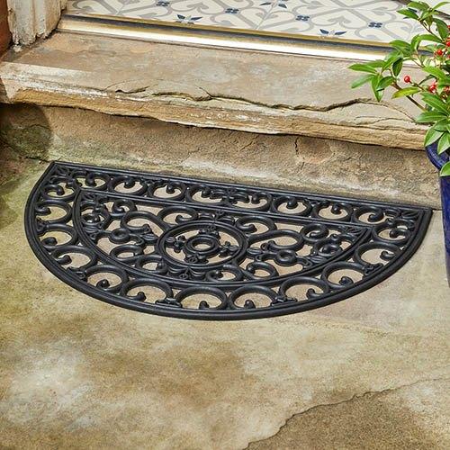 Radcliffe Half-Moon Doormat