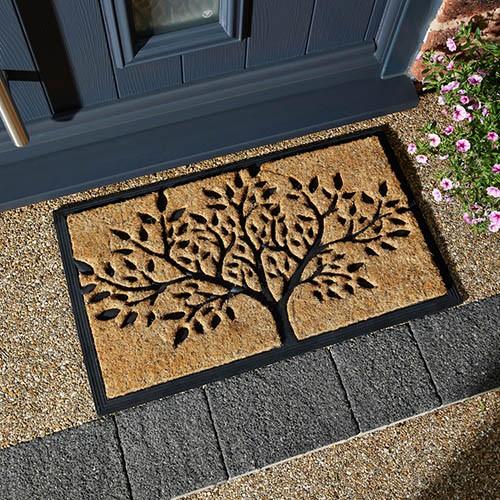 Chadderton Tree of Life Coir Mat