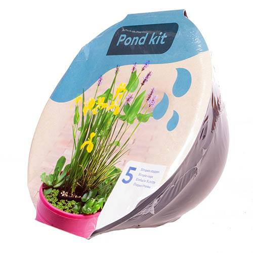 Complete Patio Pond Kit