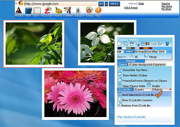 http://store.zcubes.com/35E61832E0574D0F9007B2C89F0CC7D6/Uploaded/ZCycleSend2.jpg