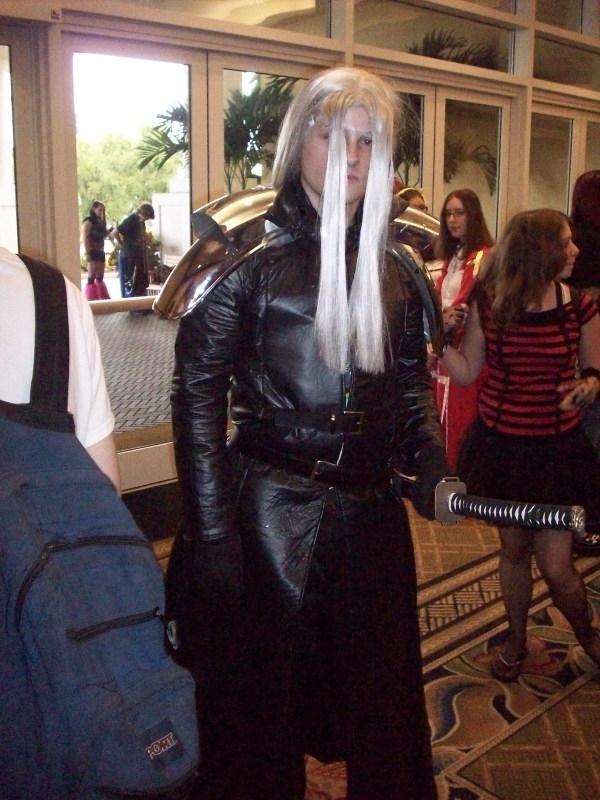 Sephiroth - Anime Festival Orla