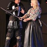 Samurai Dan and Jillian
