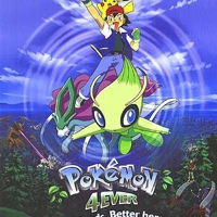 Pokemon 4Ever: Celebi-Voice of the Forest