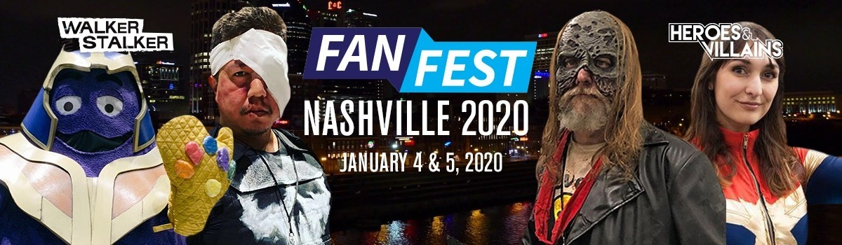 Walker Stalker Nashville Cancellation may be an industry issue