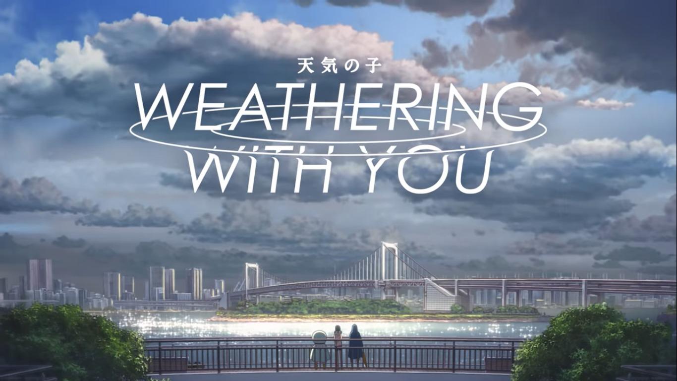 Weathering With You Gets Fan Screenings Ahead Of Its Jan 17 2020
