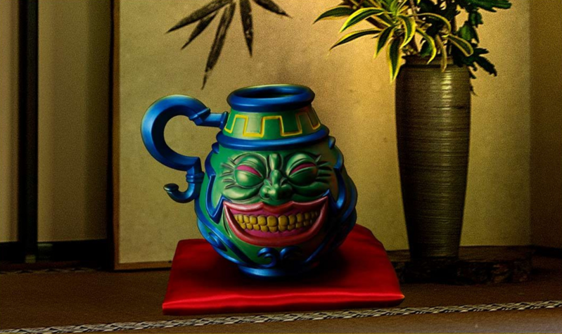 Bandai is Releasing A Real-Life 'Pot of Greed' From Yu-Gi-Oh!  - Ani.ME