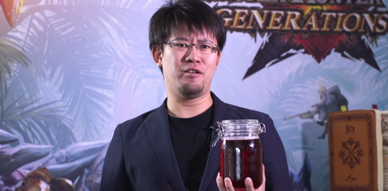 'Monster Hunter' Series Producer Shintaro Kojima Says Goodbye to CAPCOM