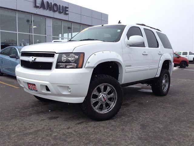 Chevrolet Tahoe 10