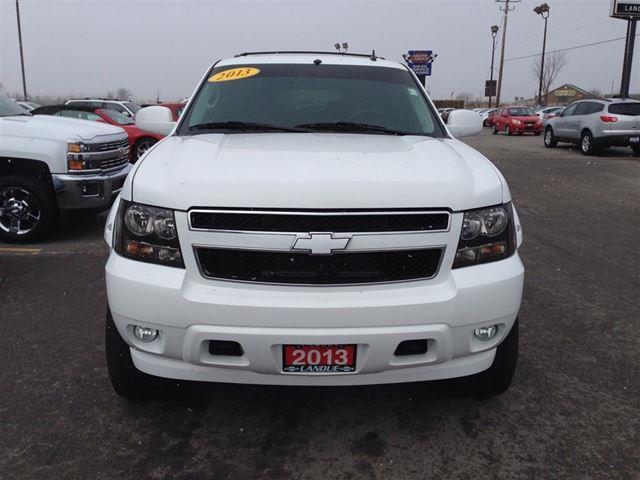 Chevrolet Tahoe 20