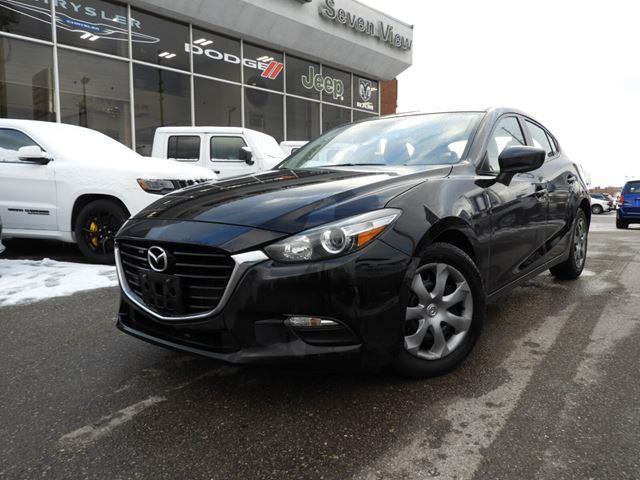 2017 Mazda Mazda3 Sport