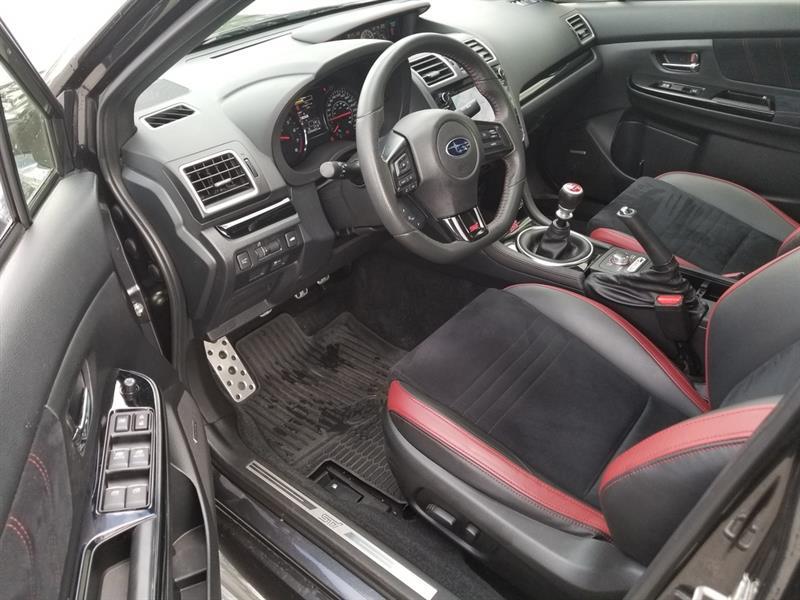 Subaru WRX 14