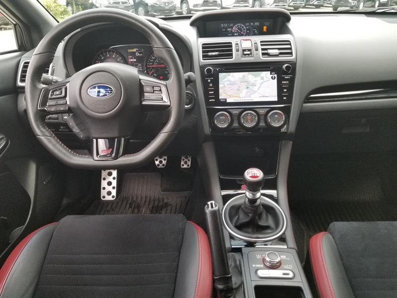 Subaru WRX 15