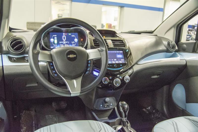 Chevrolet Spark EV 11