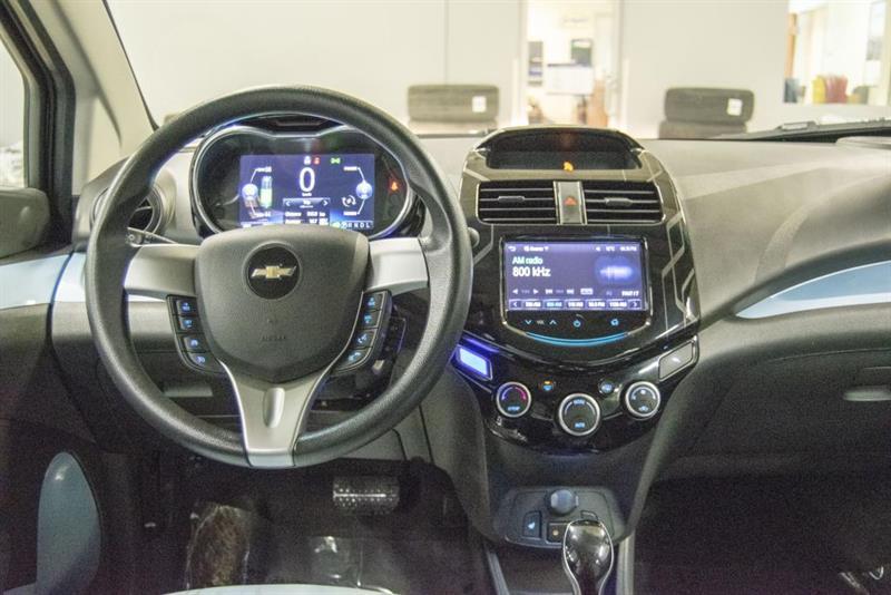 Chevrolet Spark EV 12