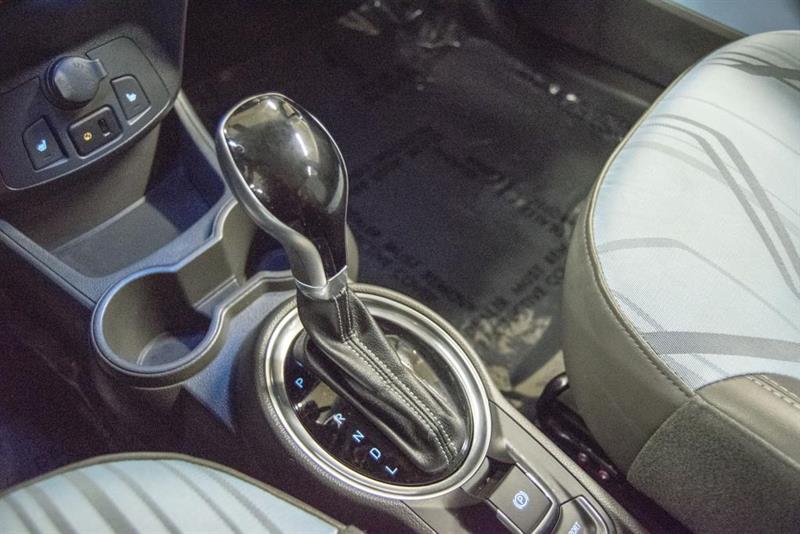 Chevrolet Spark EV 22