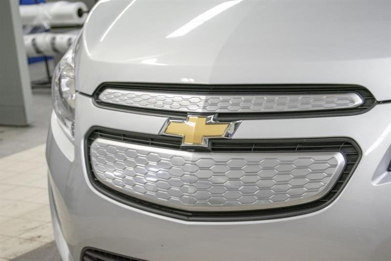 Chevrolet Spark EV 29