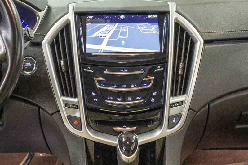Cadillac SRX 12