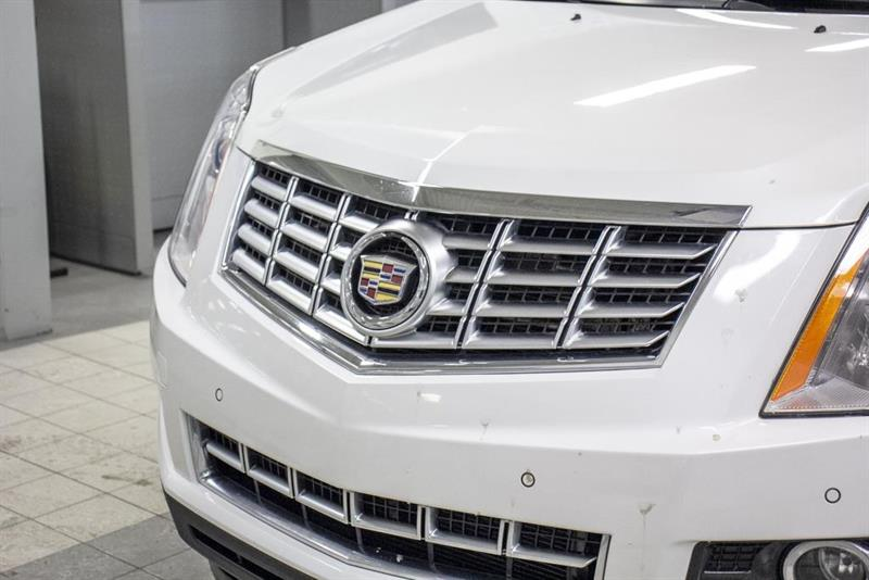 Cadillac SRX 31