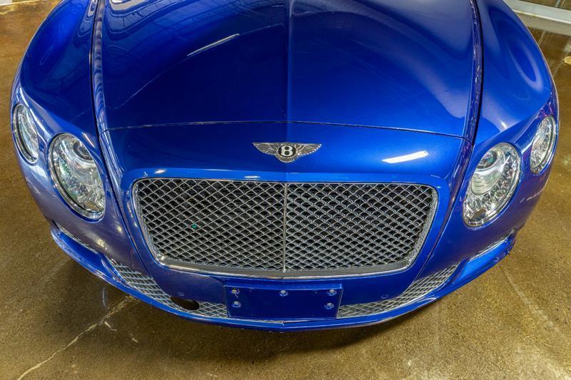 Bentley Continental GT Speed 2