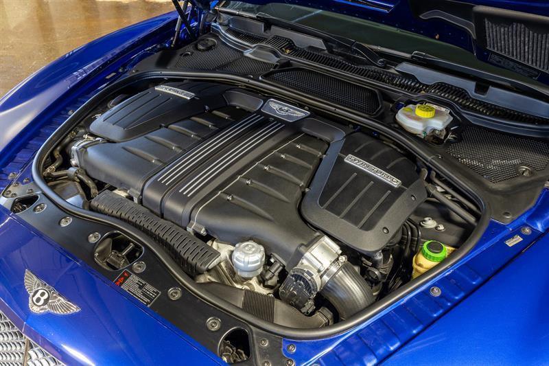 Bentley Continental GT Speed 4