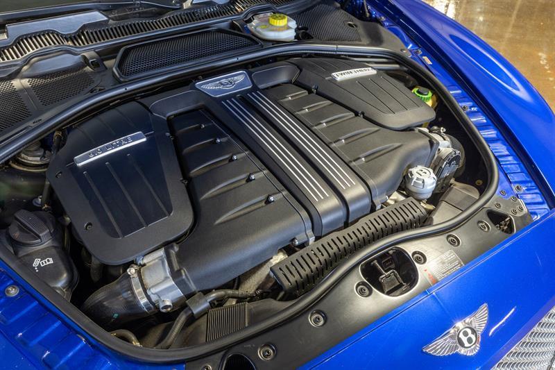 Bentley Continental GT Speed 5
