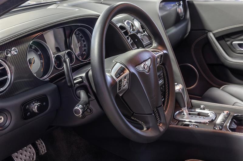 Bentley Continental GT Speed 7