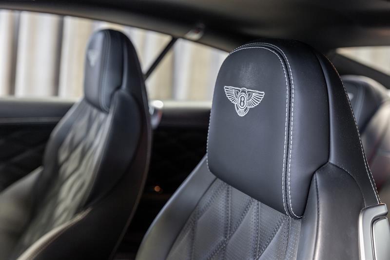 Bentley Continental GT Speed 8