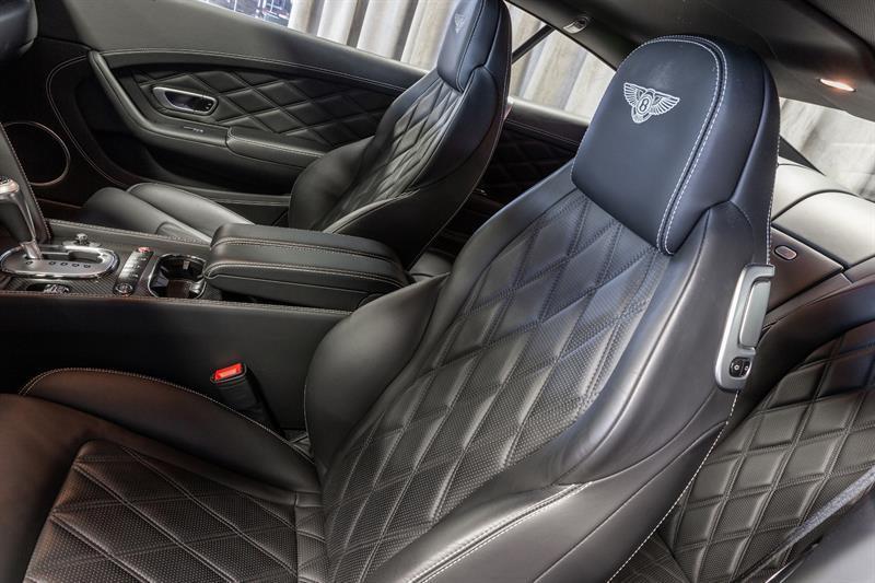 Bentley Continental GT Speed 9