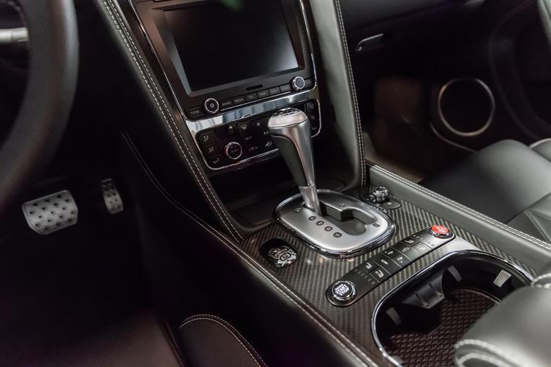 Bentley Continental GT Speed 12