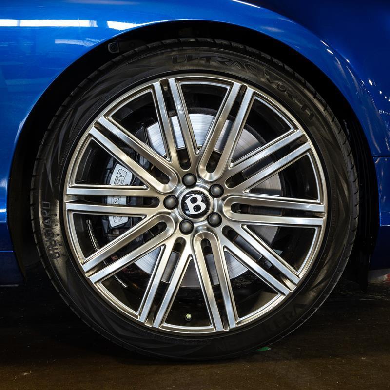 Bentley Continental GT Speed 16