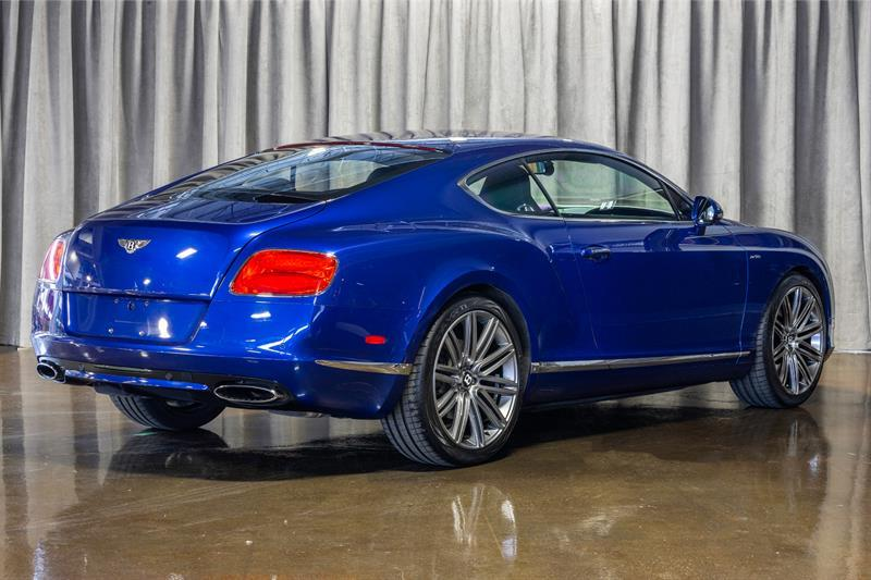 Bentley Continental GT Speed 18