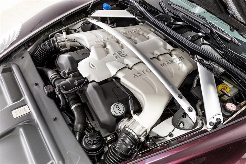 Aston Martin DBS Volante 23