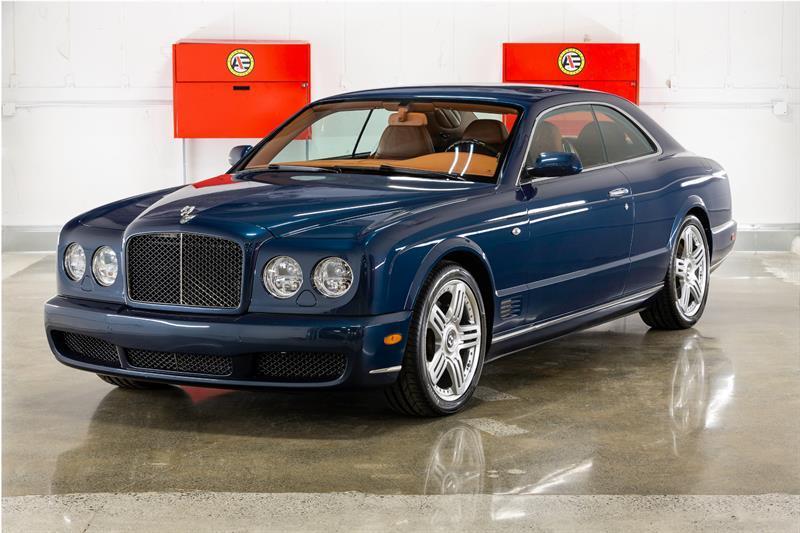 Bentley Brooklands 1