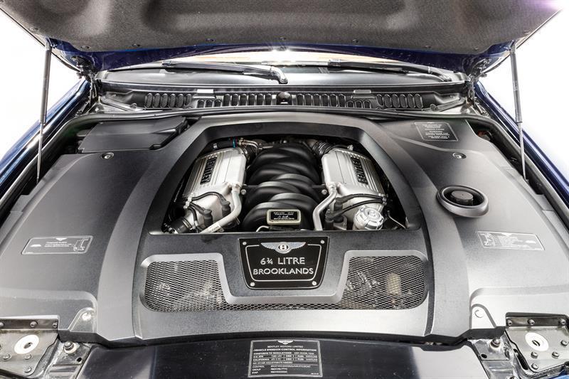 Bentley Brooklands 4
