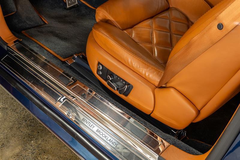 Bentley Brooklands 10