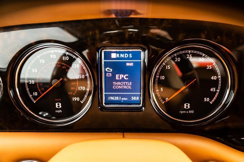 Bentley Brooklands 22
