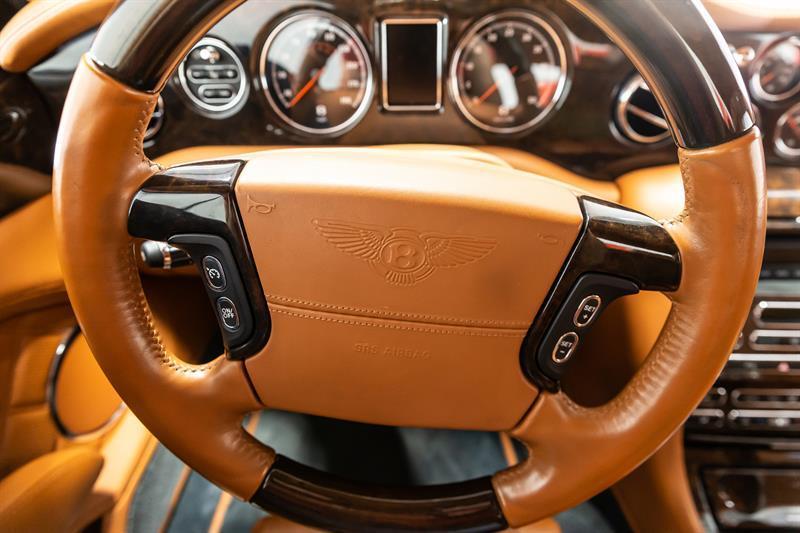 Bentley Brooklands 24