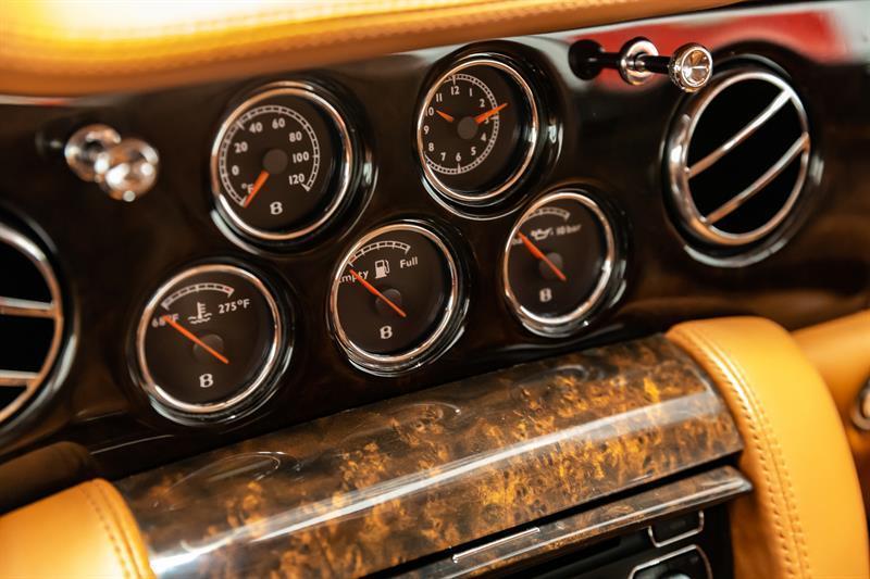 Bentley Brooklands 25