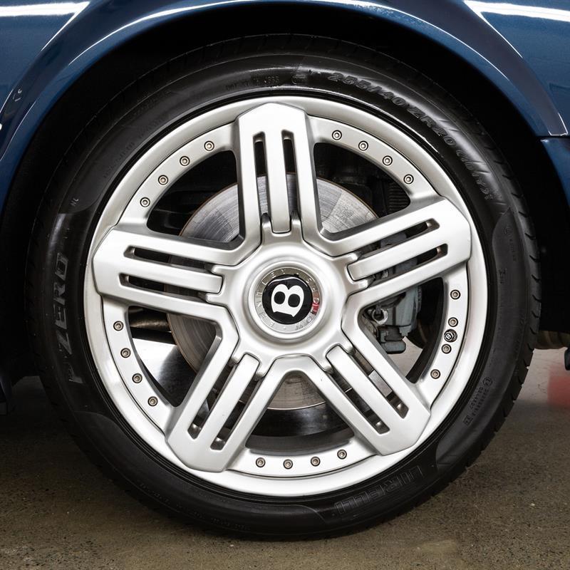 Bentley Brooklands 35
