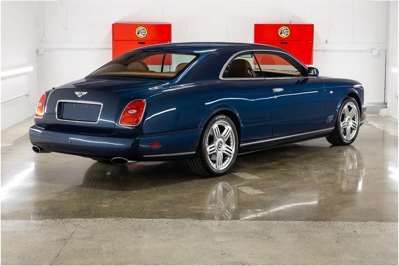 Bentley Brooklands 36