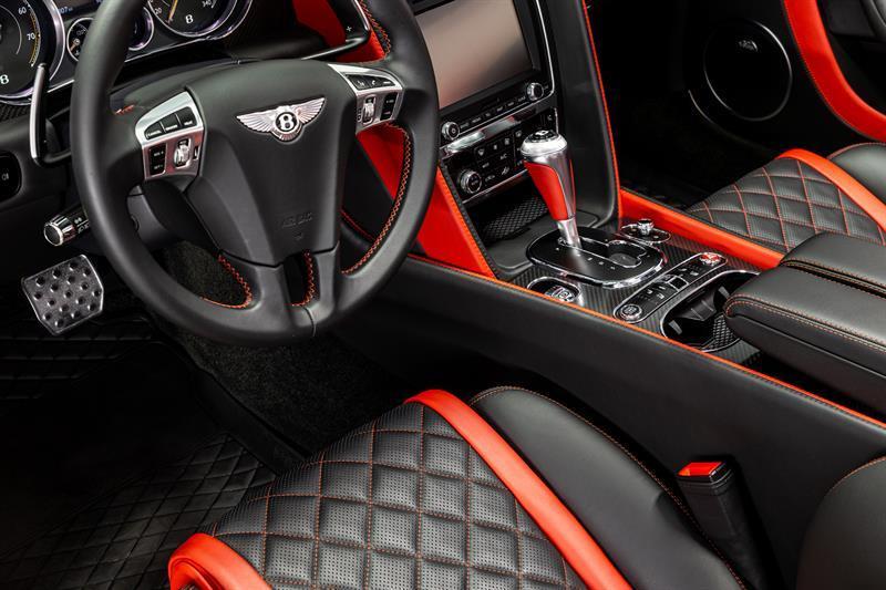 Bentley Continental 18