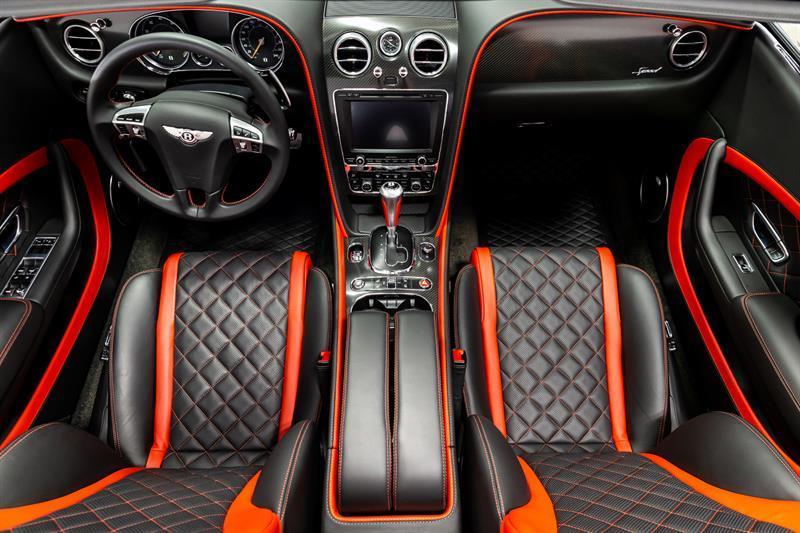 Bentley Continental 21